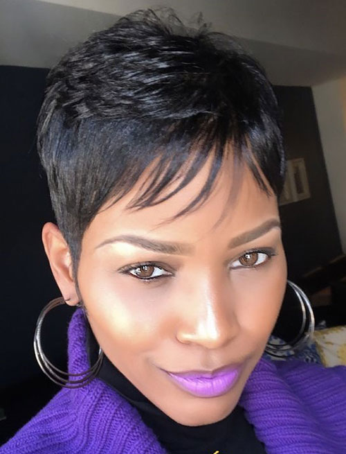10 Short Black Natural Hairstyles To Rock Your Hair Short
