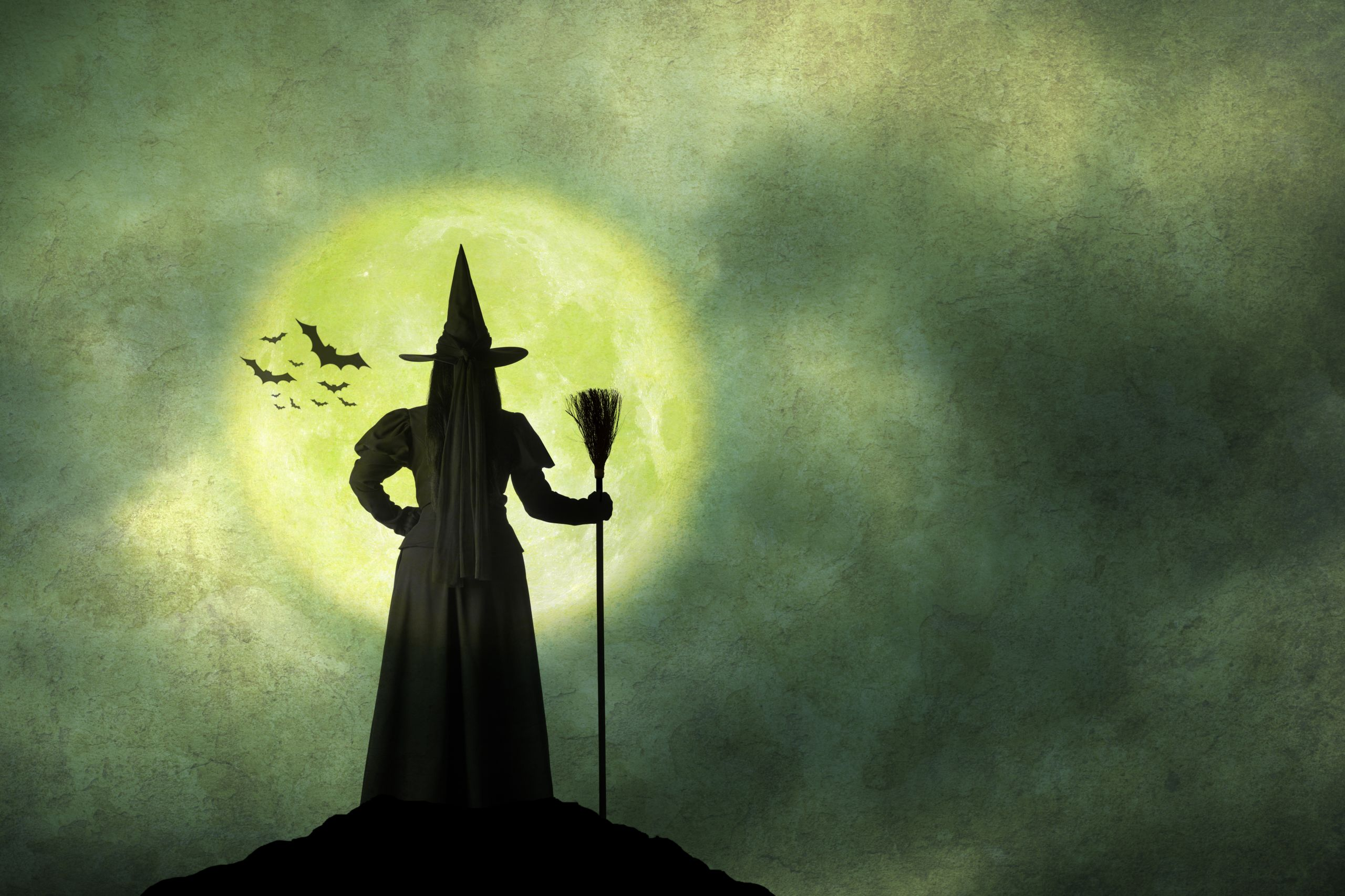 women as witches past