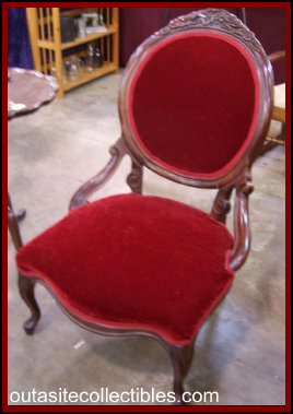 antique queen anne chair modern mid century short history slipper chairs antiques vintage collectibles 12092901 of chair001037 jpg