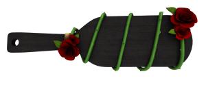 dark paddle