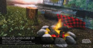 Short Leash Wildwood Adventurer Set ad 2