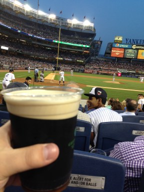 Guinness at the Game