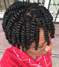 20 Easy Protective Short Haircuts For Natural Hair Short Pixie Cuts