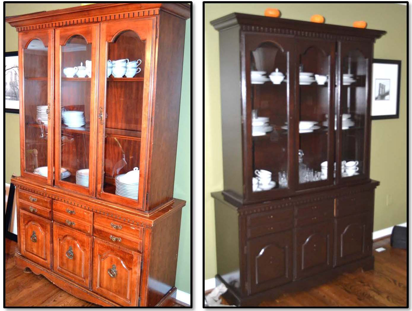 Wood China Cabinet Plans PDF Woodworking