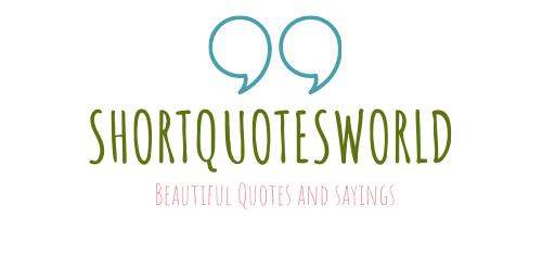 Shortquotesworld