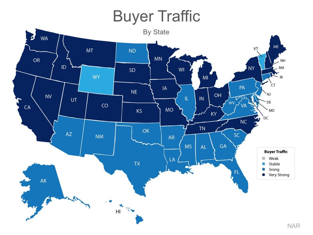 National Association of REALTORS Data Shows Now Is a Great Time to Sell!