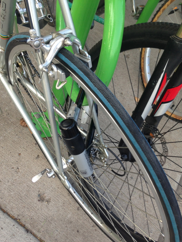 Adventures in biking - shorts and longs - julie rybarczyk