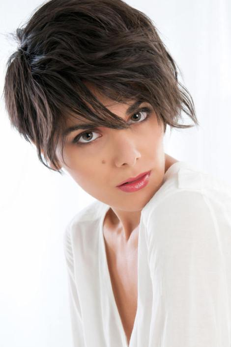 Shaggy Layered Hairstyles Pictures