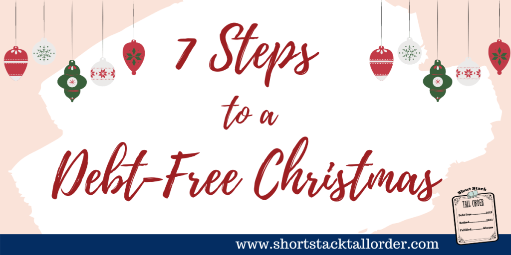 Debt-Free Christmas