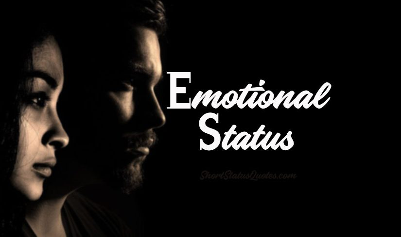 emotional status captions heart