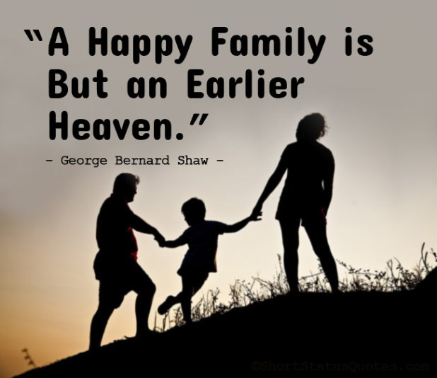 Happy Family Quotes for Instagram Caption