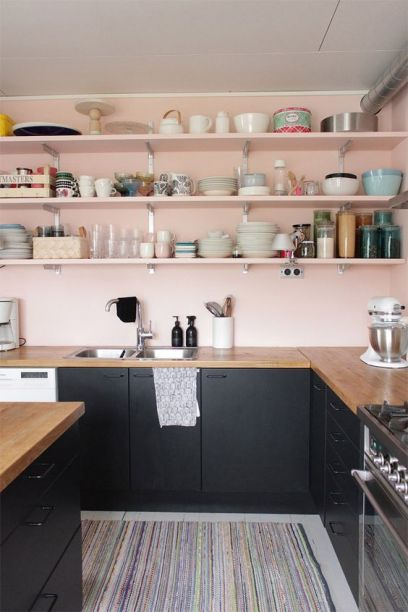 Home Envy-Pink Walls_5