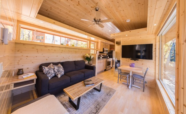Tiny House Builder Escape To Provide Free Homes For