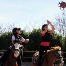 Taller Horseball S'Hort Vell