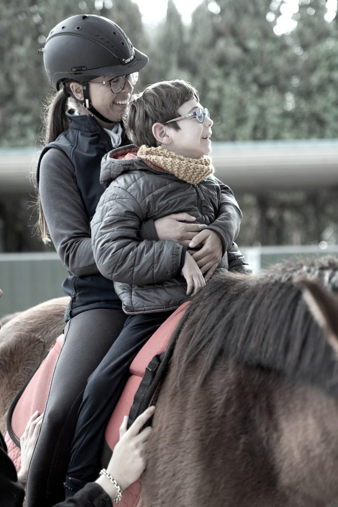 Terapia Asistida con Caballos - Backriding