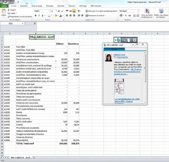 La solution Shortways accompagne vos utilisateurs dans Excel pour fiabiliser la qualité des données financières saisies