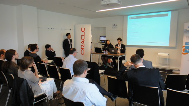 Oracle Hyperion Users Morning: A look at the Shortways use by the HFM Community at Sodexo