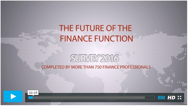 The future of the Finance Function: Results of the 2016 Survey by the FSN
