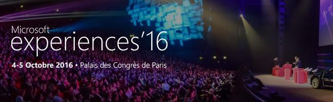 Shortways at Microsoft Experiences'16 !