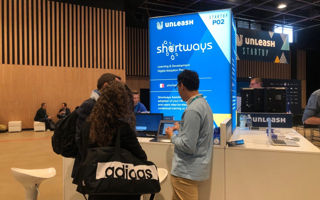 Shortways at Unleash World Paris 2019!