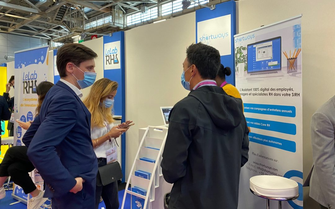 Shortways était au salon Solutions RH 2020 !