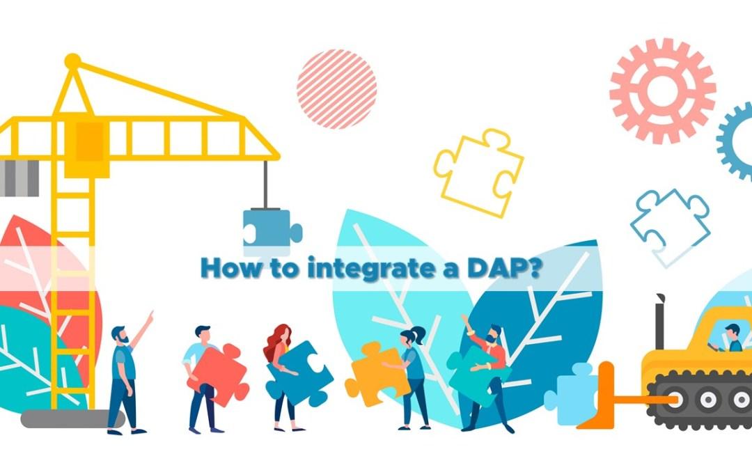 How to integrate a Digital Adoption Platform?