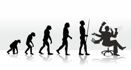 evolution of business software users