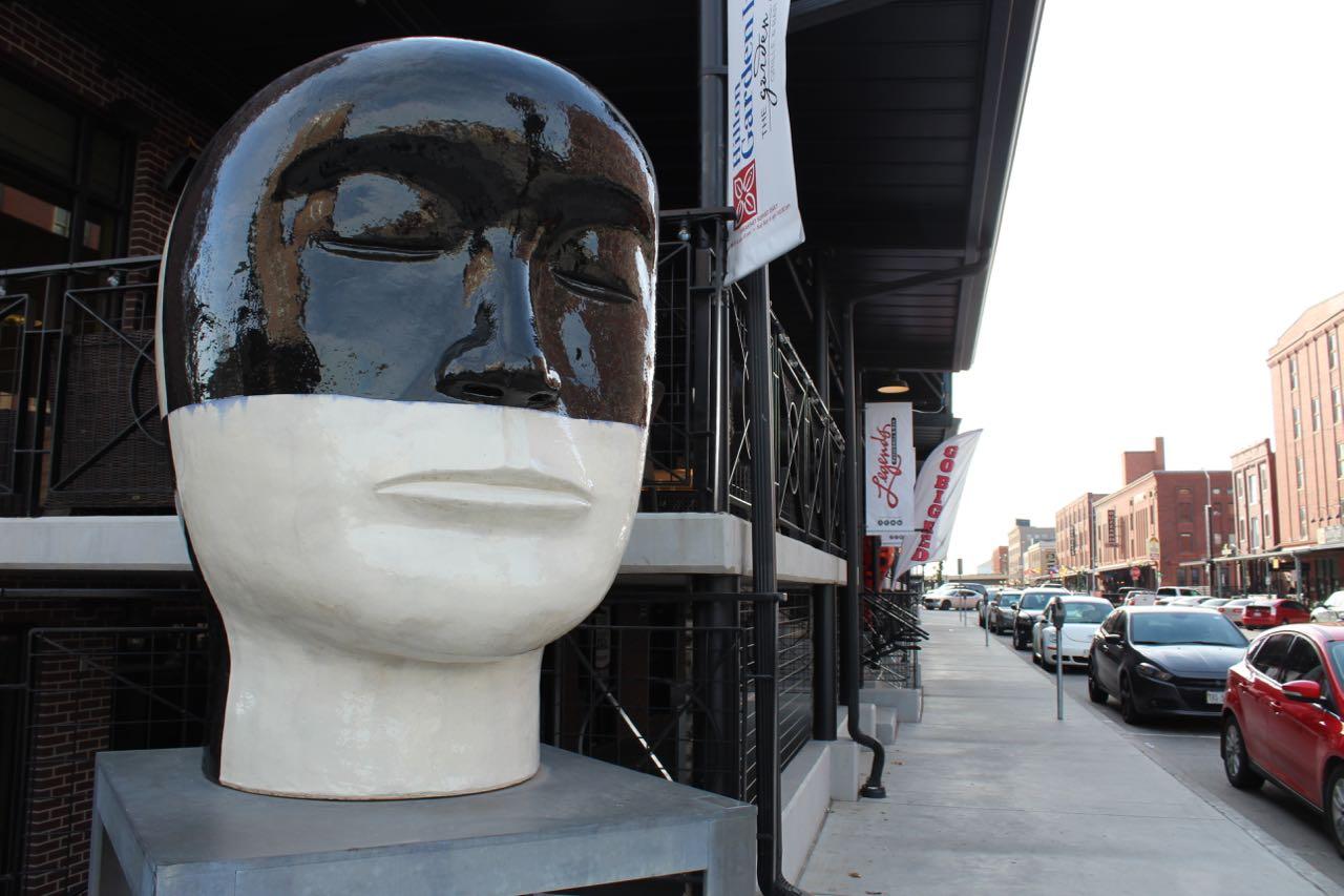 Sculpture Haymarket
