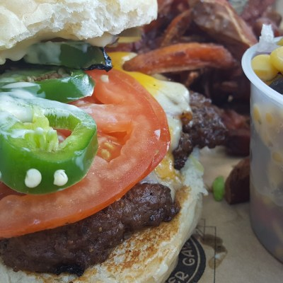Wurst-Burger Joint in Nashville: The Pharmacy Burger Parlor & Beer Garden