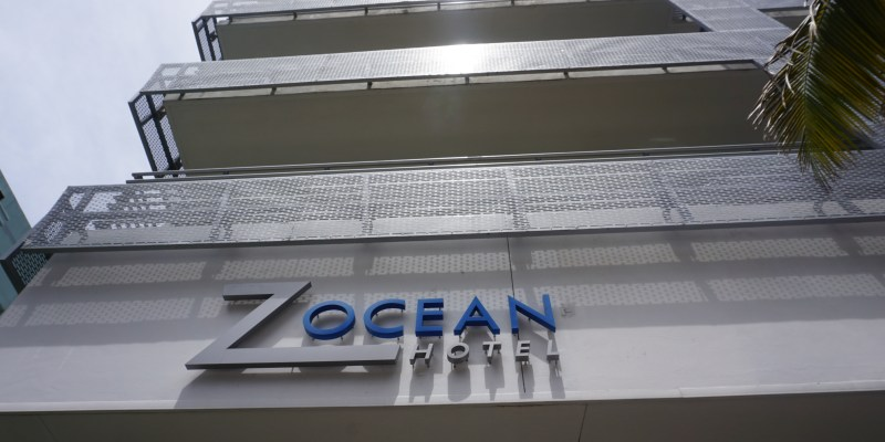 Z Ocean Hotel: A South Beach Boutique Hotel