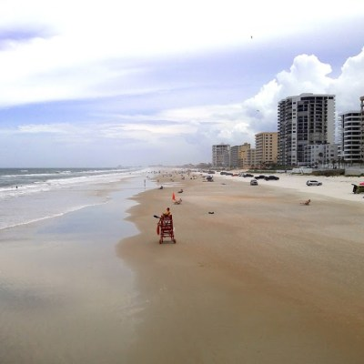 The Original American Beach – Daytona Beach Florida