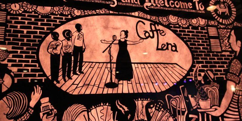 America's Oldest Operating Coffeehouse: Caffé Lena, a Staple in Saratoga's Music Scene