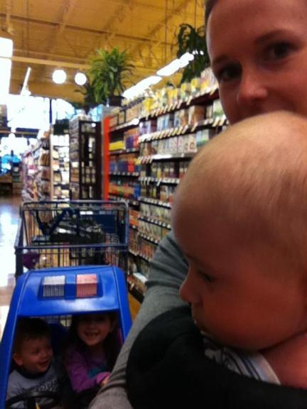 Holy Buckets, That Woman's Got a Lot of Kids!