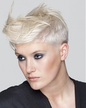 hot short haircuts women