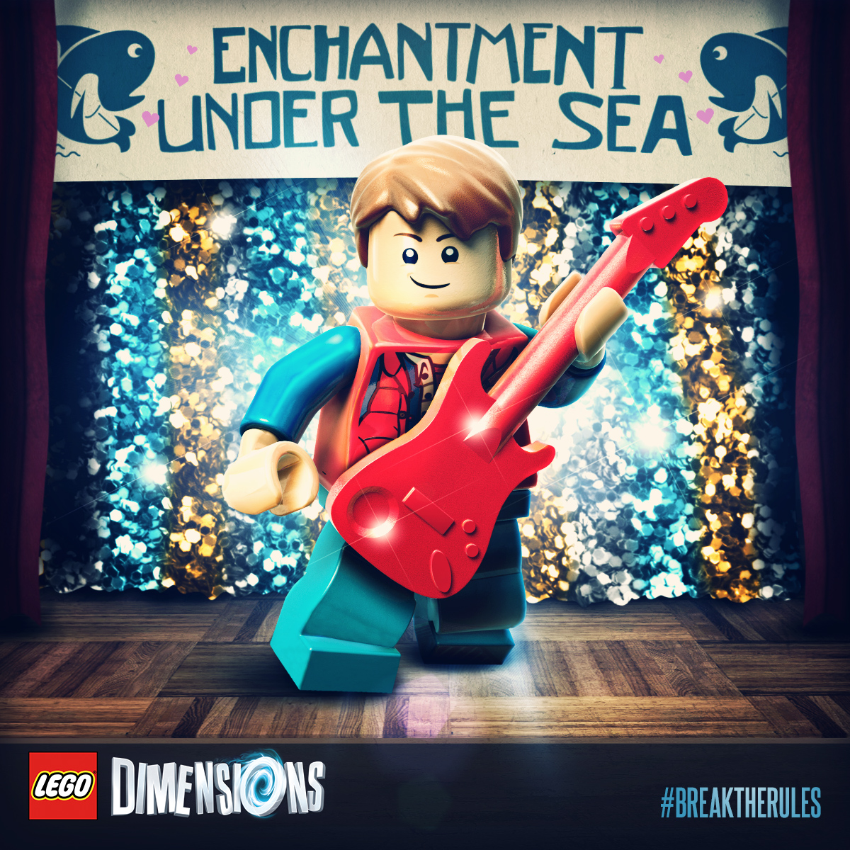 LEGO Dimensions The Ultimate Social Media Collaboration  The Shorty Awards