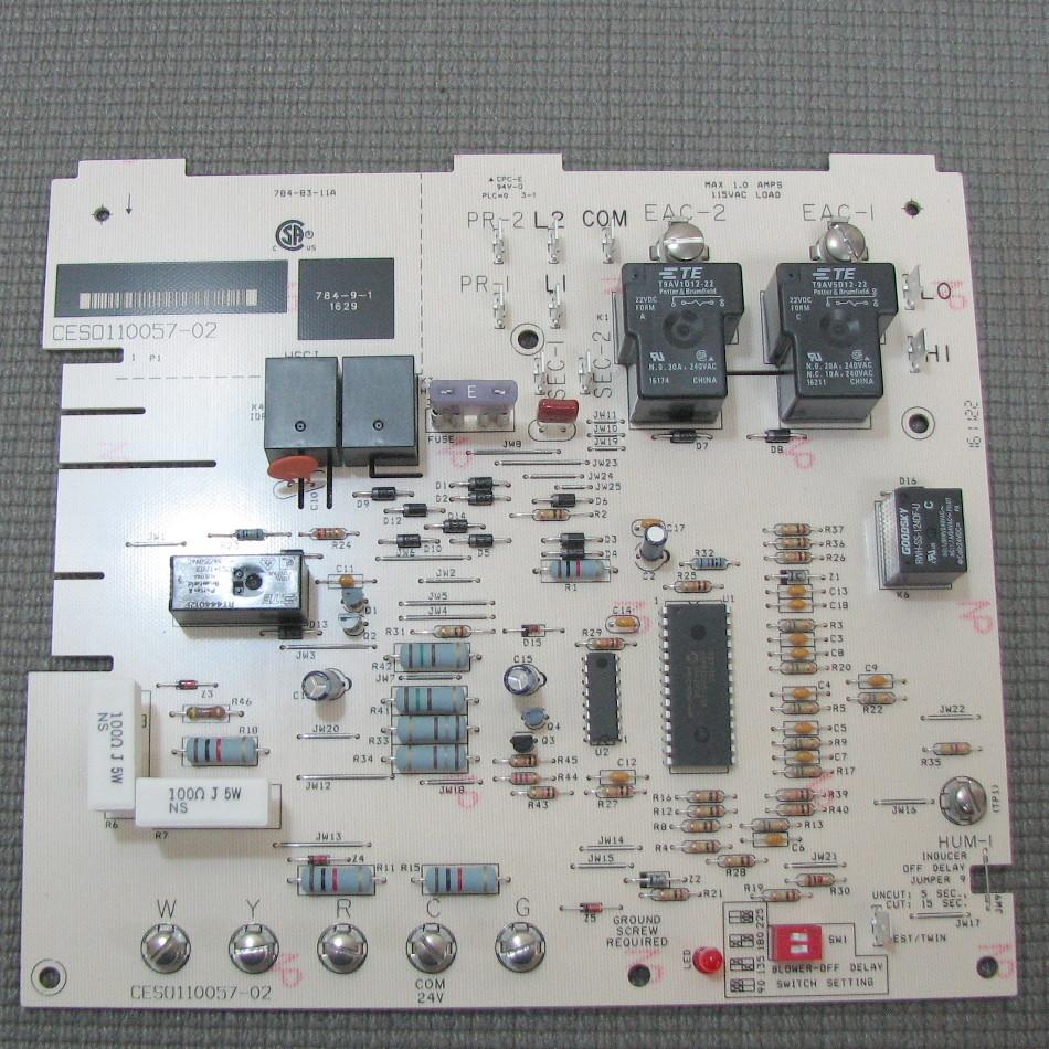 medium resolution of carrier main circuit board ceso110057 02