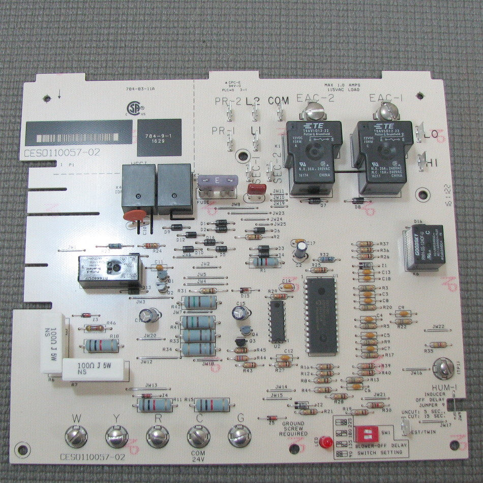 hight resolution of carrier main circuit board ceso110057 02