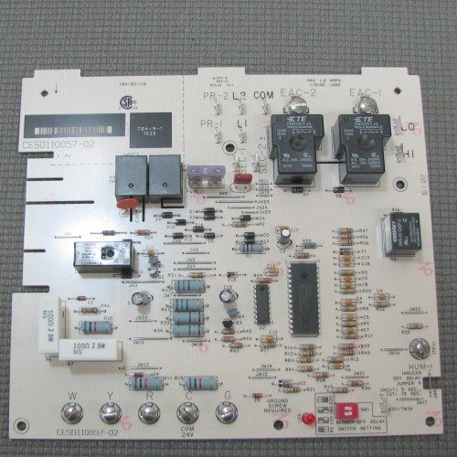 small resolution of carrier main circuit board ceso110057 02