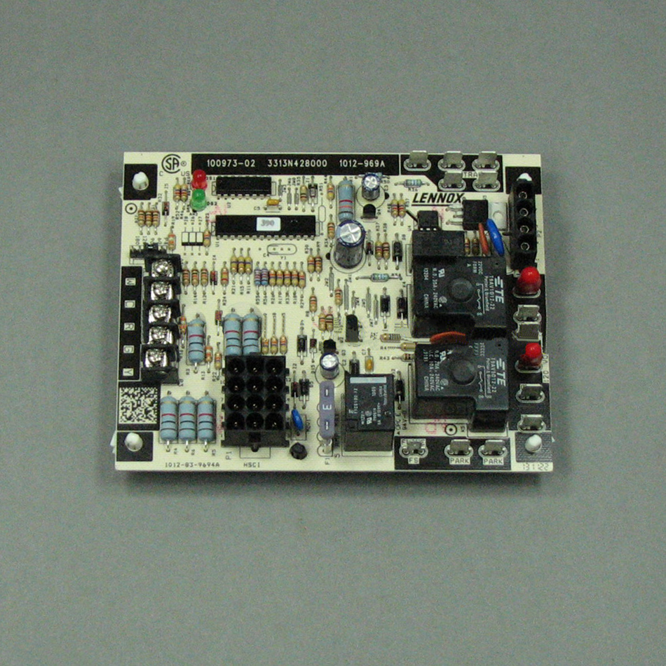 hight resolution of lennox ignition control board 81w03