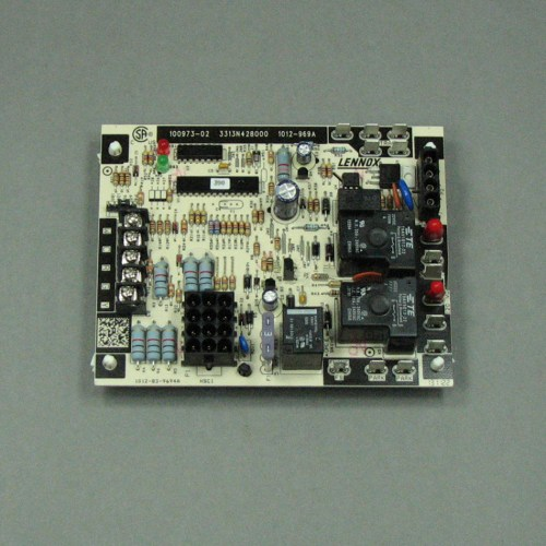 small resolution of lennox ignition control board 81w03