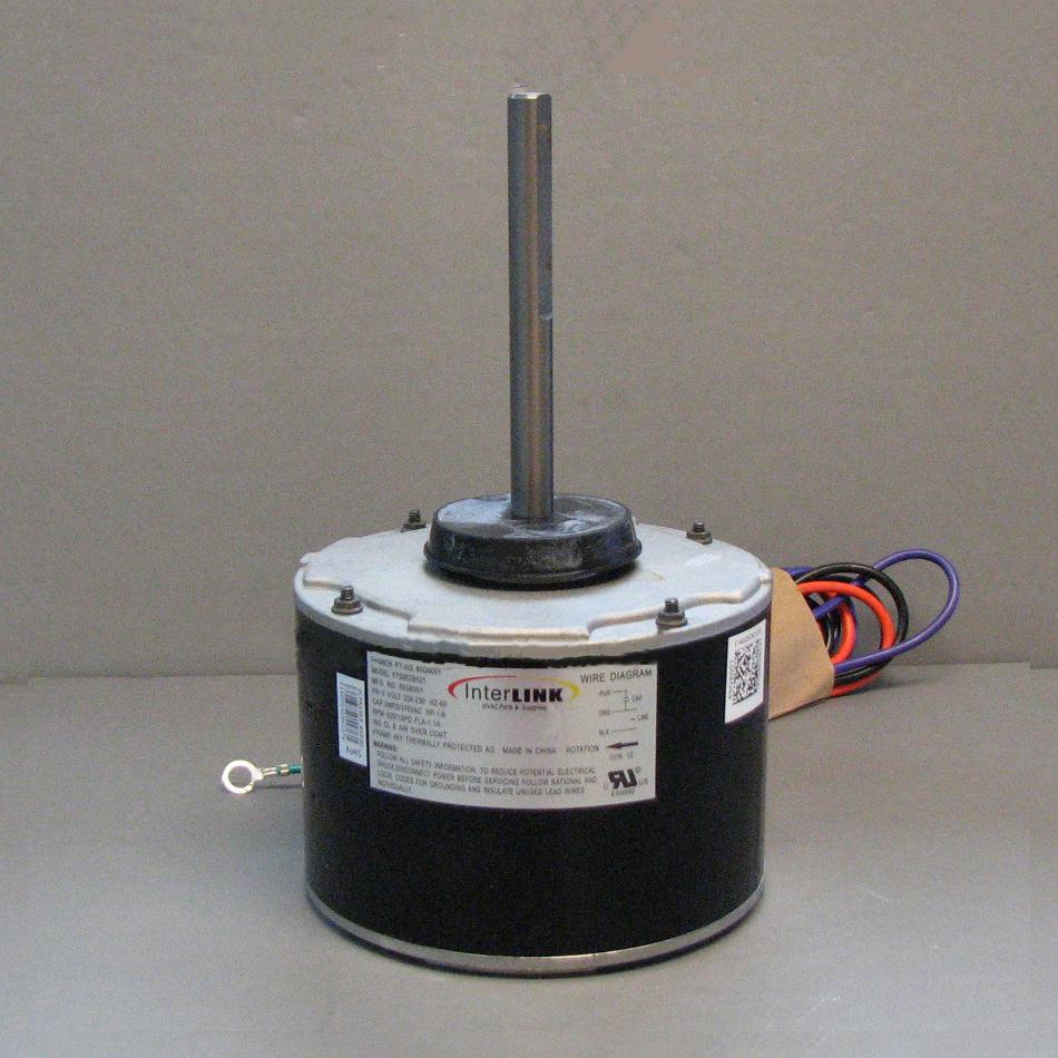 medium resolution of lennox condenser fan motor 65g60