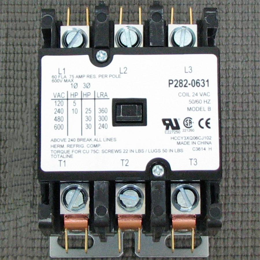 3 Pole Relay Wiring Diagram