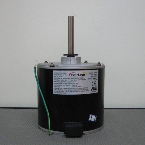 small resolution of lennox condenser fan motor 14y70