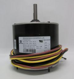 carrier condenser fan motor hb37gq240 [ 1600 x 1600 Pixel ]