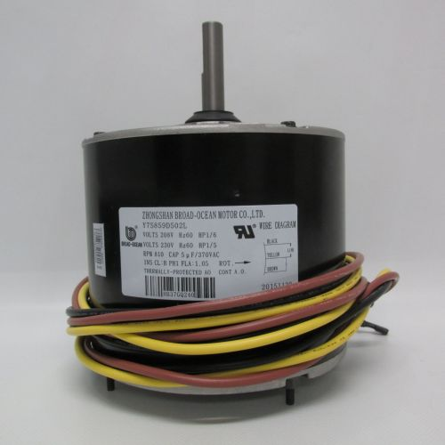 small resolution of carrier condenser fan motor hb37gq240