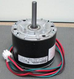 york coleman condenser fan motor s1 02436238000 [ 950 x 950 Pixel ]