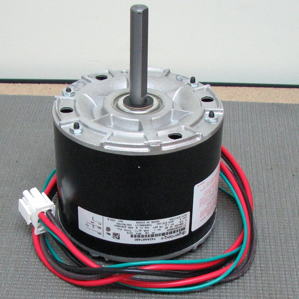 medium resolution of york coleman condenser fan motor s1 02436238000