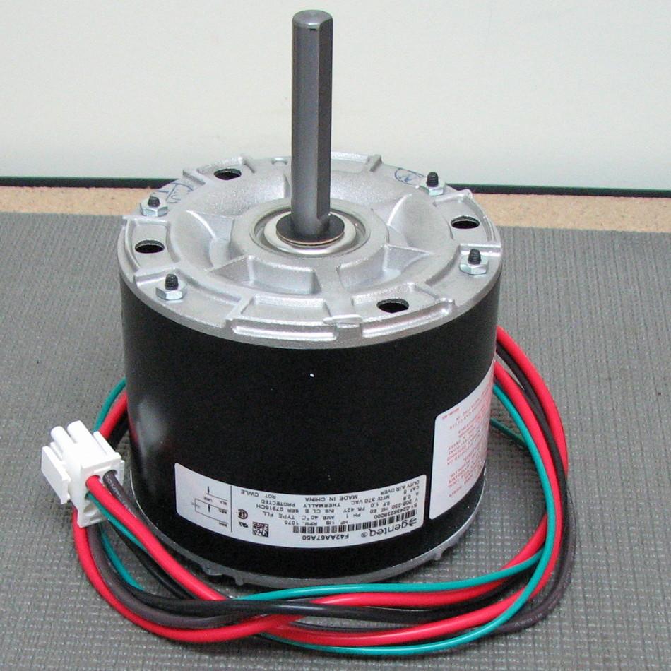 hight resolution of york coleman condenser fan motor s1 02436238000