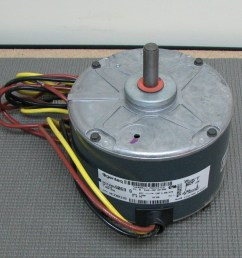 carrier condenser fan motor hc33ge233 [ 900 x 900 Pixel ]