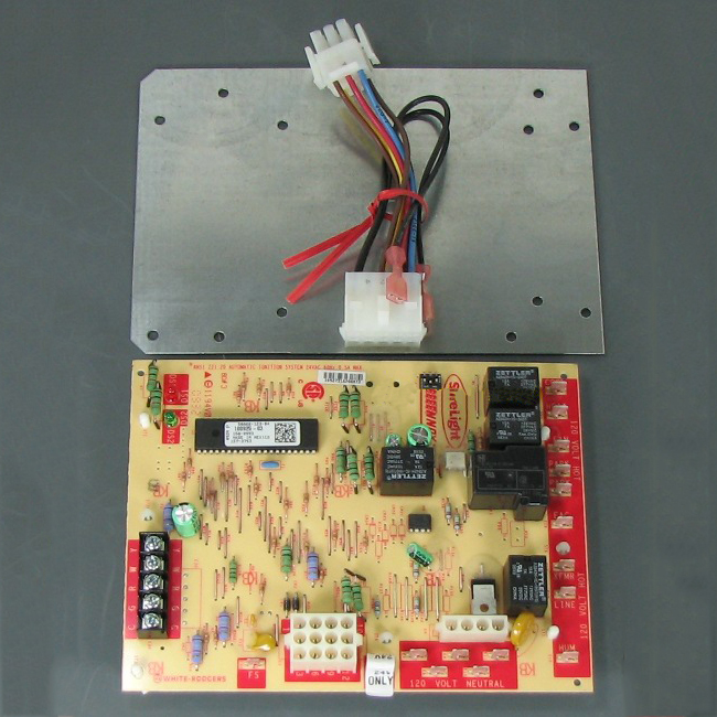 Just Replaced The Lennox Surelight 12l6901 Controller Board